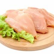 Куриное филе с ветчиной