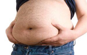 Есть ли быстрый способ убрать жир с живота у мужчины