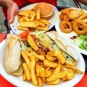 Список самых вредных продуктов питания