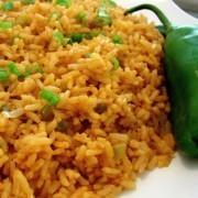 Простые блюда из риса