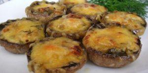 Простые блюда из грибов
