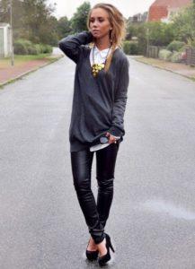 Как девушке красиво одеваться