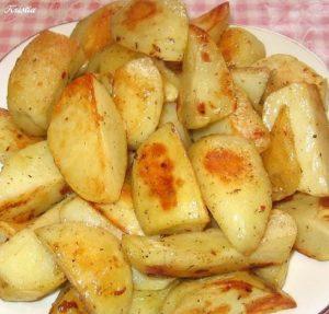 Картофель - самым популярным гарнир к любому столу