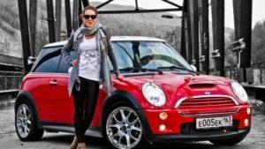 Лучшие машины для женщин