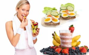 Правильное питание когда Вы на диете