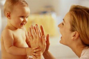 Как воспитывать ребенка в один год