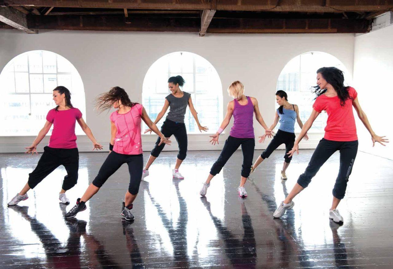 Преимущества занятий танцами
